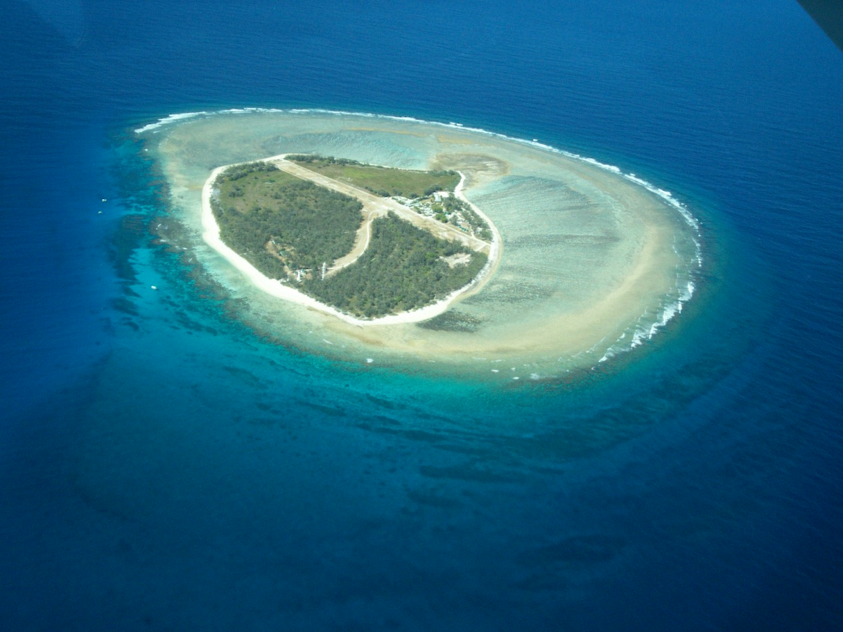 Enjoy Lady Elliot Island